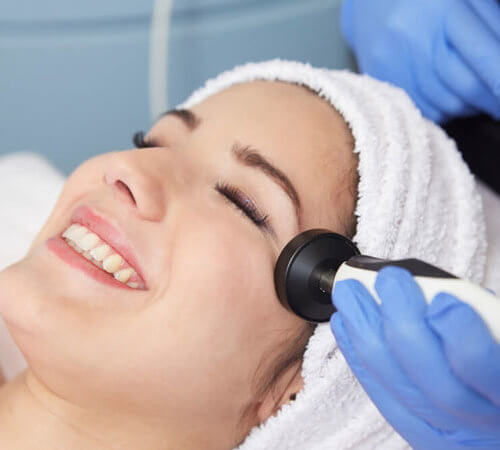 How does Facial Aesthetic Treatment work on your face?