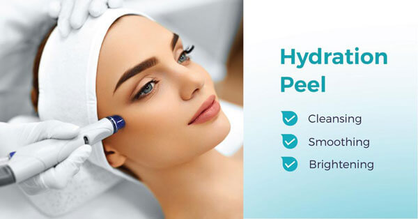 Expressions Hydration Peel Facial