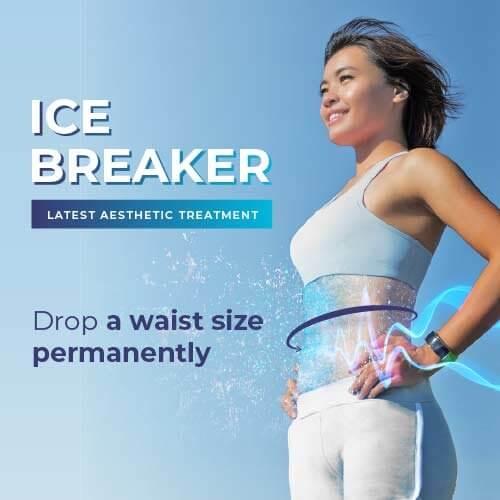 ice breaker fat freezing treatment